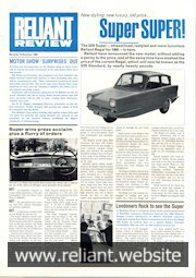 Reliant Review 13