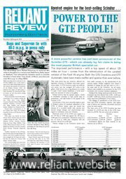 Reliant Review 54