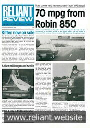 Reliant Review 74