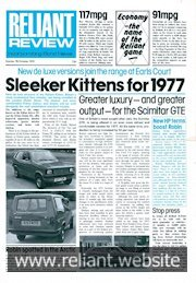 Reliant Review 78