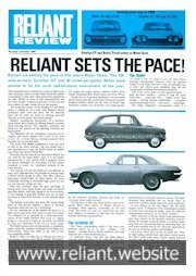 Reliant Review 7