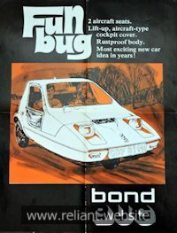 Bond Bug Brochure
