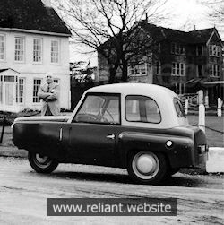 Reliant Archive Images
