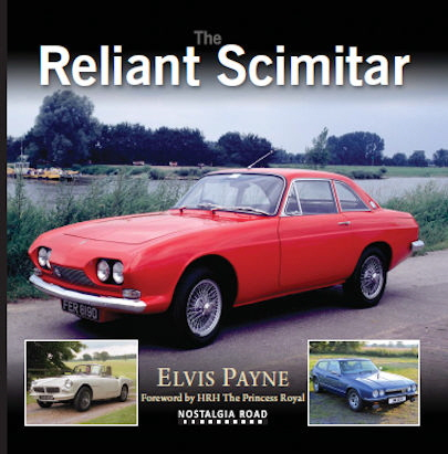 Reliant Scimitar Book