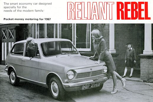 Reliant Brochure Catalog 1936 - 2002
