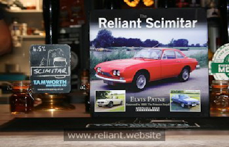 Reliant Scimitar Beer
